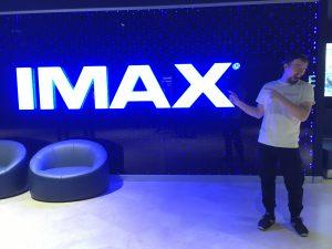 Открытие Киномакс IMAX в Ростове
